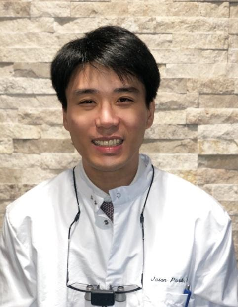 Dr. Jason Park, a dentist at Little Family Dentistry in Bayonne, New Jersey