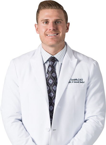 dr nick ciardiello, a dentist at little family dentistry in bayonne nj